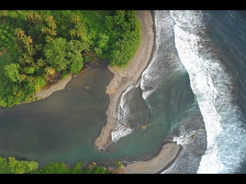 Drone Adventures in Sao Tomé & Principe