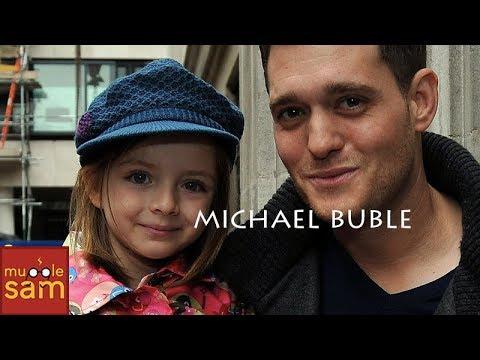 MICHAEL BUBLE, ANNA FRIEL, BBC in England - MICHAEL BUBLE, ANNA FRIEL, BBC in England
