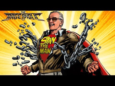 Godspeed, Stan Lee! RIP