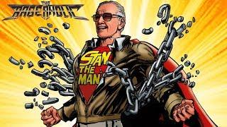 Godspeed, Stan Lee! (R.I.P.)
