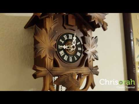 The sound of a Black Forest Cuckoo Clock