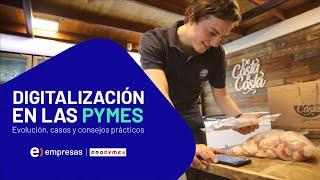 Webinar Digitalizacion de las Pymes