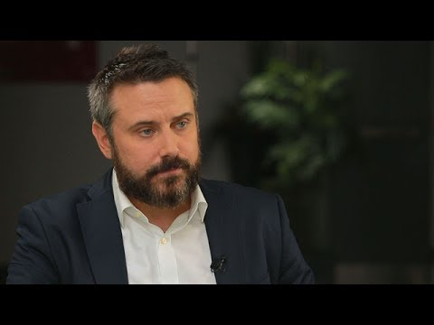 Jeremy Scahill on terrorism experts (The Investigators with Diana Swain)