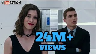 Now You See Me 2 || Card Trick Scene || Card Trick Scene With Lyrics IMRANKHAN SATIFY Song Rohit Ku