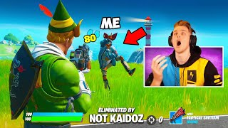 I Stream Sniped 100 Streamers to get BANNED AGAIN on Fortnite...