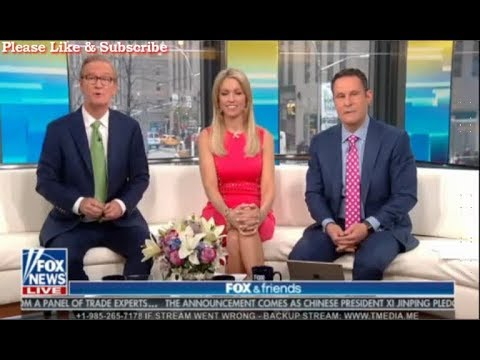 FOX and Friends 4/10/18 8AM ET   Fox News Today April 10, 2018 Tuesday