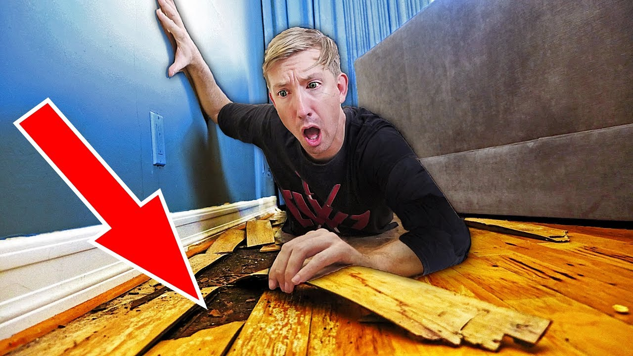 FOUND TRACKING DEVICE UNDERGROUND! (Trick YouTube Hacker into Trap using Spies Abandoned Evidence) #1