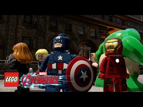 樂高復仇者聯盟 LEGO® MARVEL's Avengers   #6 紐約大戰