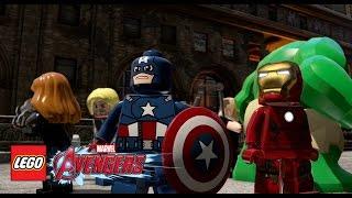 樂高復仇者聯盟 LEGO® MARVEL's Avengers | #6 紐約大戰