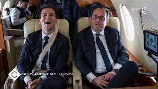 Gaspard Gantzer, le conseiller com' de Hollande - C à vous - 15/05/2017