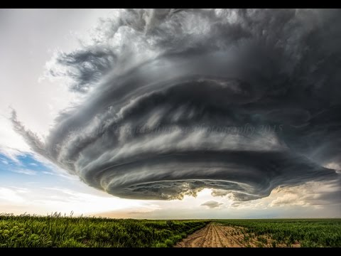 The Julesburg Supercell - a sculpted storm on the Colorado high plains
