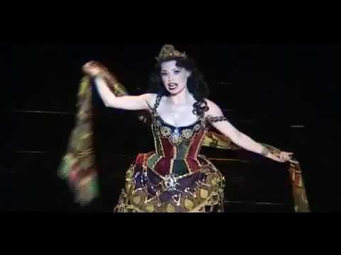 Ana Marina - 'Think of Me' - The Phantom of the Opera