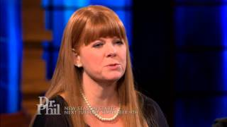 dr phil reunites a mother with the son she lost custody of 15 years ago