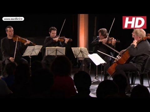 Ebene Quartet & Frans Helmerson: String quintet in C major D 956