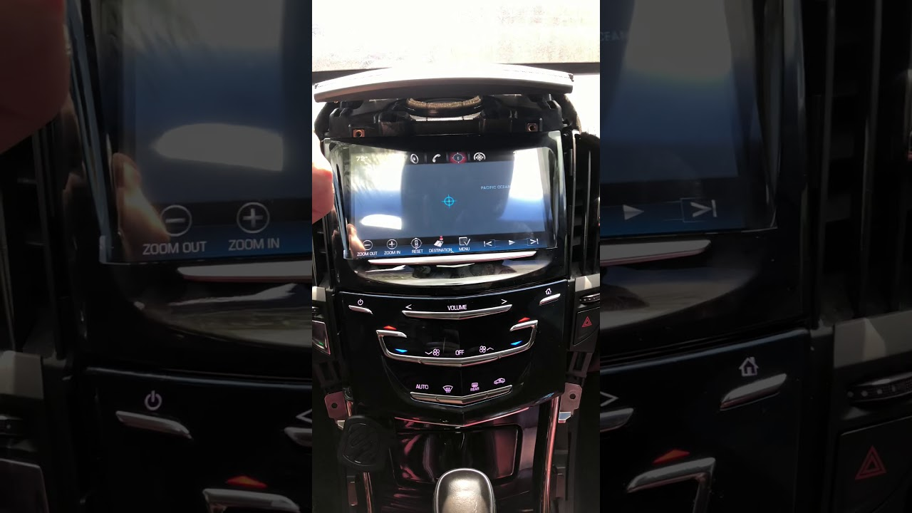 ‼️ Cadillac Cue Screen Replacement ‼️ Youtube