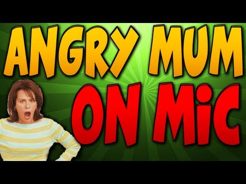 Hilarious Sex Education On Xbox Live - Angry Mum On Mic! - 동영상