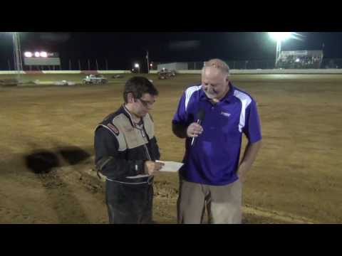 Trail-Way Speedway 358 Sprint Car Hard Charger 07-29-16