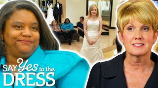Lori Stops A Cultural Clash From Getting Worse | Say Yes To The Dress Atlanta