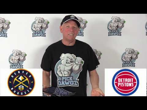 Detroit Pistons vs Denver Nuggets 2/2/20 Free NBA Pick and Prediction NBA Betting Tips