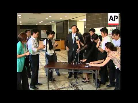 US special envoy for North Korea meets Japanese Nuclear envoy