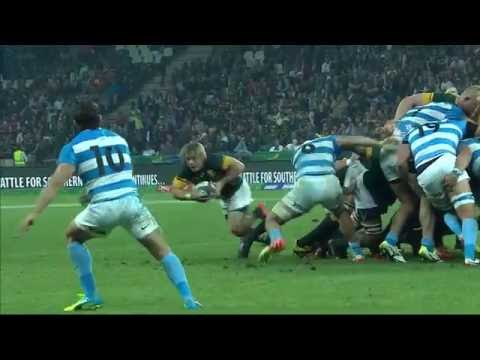 South Africa v Argentina - Castle Lager Rugby Championship