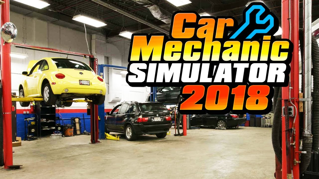 Rozbudowa Garazu Car Mechanic Simulator 2018 Pl Youtube