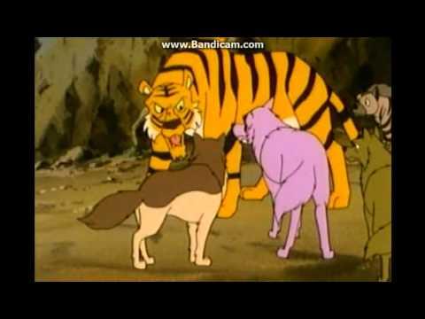Тигр Sher'Khan