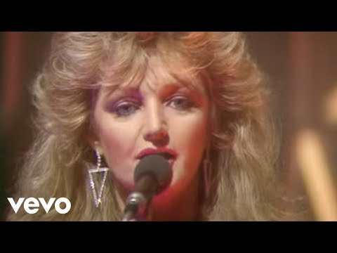 Bonnie Tyler - Holding Out For A Hero [Top Of The Pops 1985]