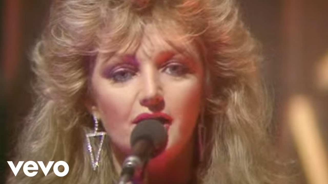 bonnie tyler holding out for a hero top of the pops. Black Bedroom Furniture Sets. Home Design Ideas