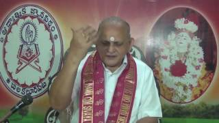 Brahma Sutramulu : Day 38 : CH03 Padam3 : Paryanka, Dahara Vidya  : Sri Chalapathirao