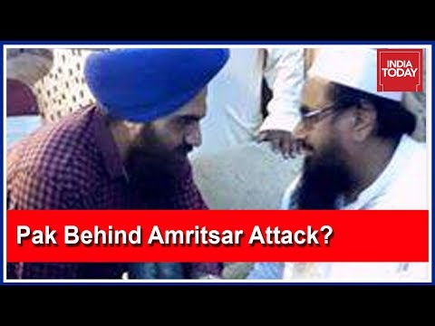 Is `Naya Pakistan` Behind Amritsar Attack? | India First