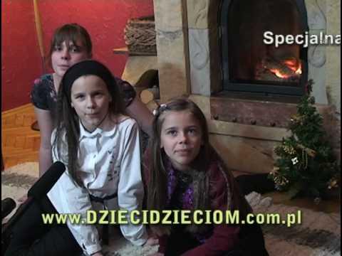 Dzieci Dzieciom - PRZYBIEZELI DO BETLEJEM..