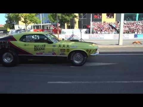 Örebro Race Day, Stint 1 inklusive depåbilder