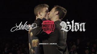 ARKANO VS BLON FMS Murcia Jornada 9 Oficial