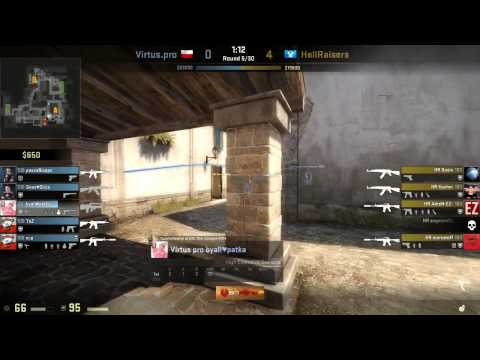 Caseking of the Hill #6 - Virtus.Pro vs. Hellraisers (map 3)