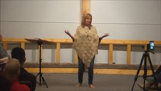 10-18-2018 He loves you because He loves you Pastor Joyce Newman