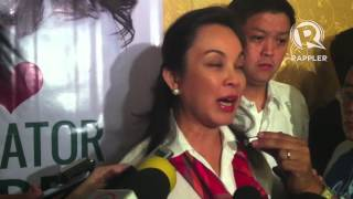 Loren Legarda: I could not refuse Aquino