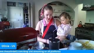 Baking With Olivia - November 12, 2020