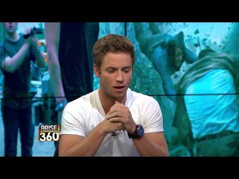 Actor Jeremy Sumpter on his new film