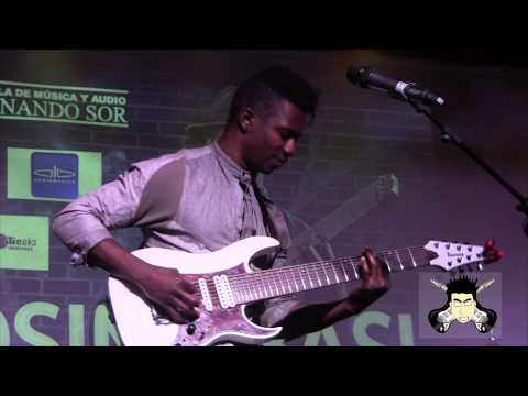 Tosin Abasi Workshop in Bogota, Colombia