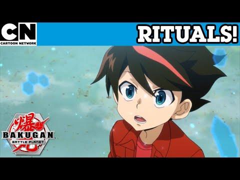 Bakugan: Battle Planet | Bakugan Rituals | Cartoon Network UK