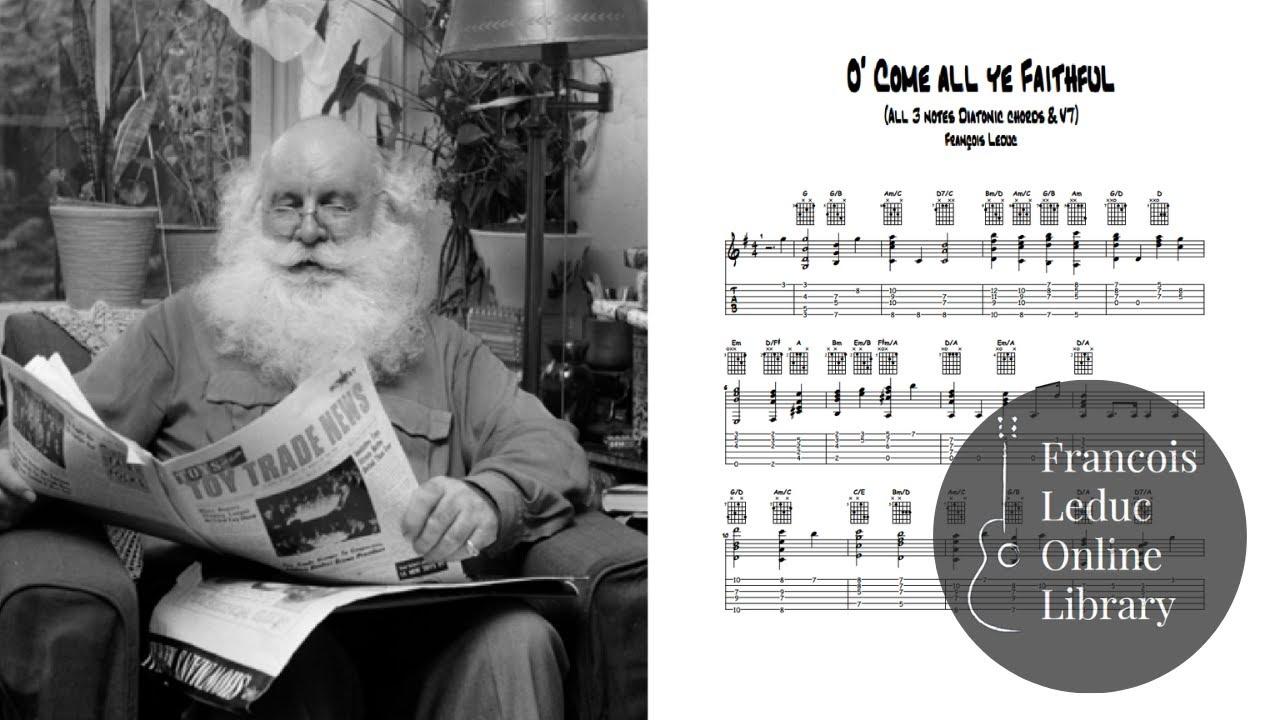Christmas medley #2 - O' Come All Ye Faithful / Coventry Carol - YouTube