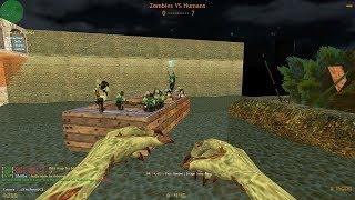 Counter-Strike: Zombie Escape Mod - ze_Troll_Escape on Brotherhood