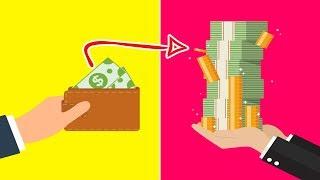 ¿Cuál es la manera mas rápida de convertir un Dólar en un Millón? 🤑