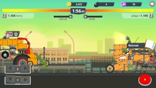 SuperTank Monster truck