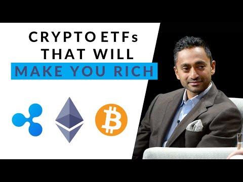 Best Blockchain ETF Funds | Crypto U0026 Bitcoin ETF 2021 Review