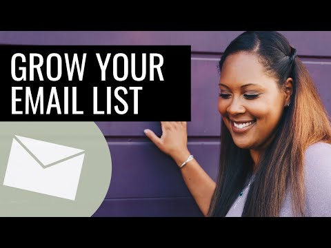 How to Build an Email List | 3 Creative List Building Strategies
