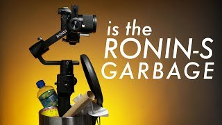 Things to Know Before Buying the DJI Ronin-S
