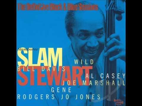 """SLAM STEWART - """"Slamboree"""" (full album)"""