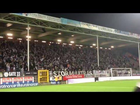 """""""Pays de Charleroi"""" Chant des supporters du R.Charleroi .S.C"""